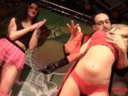 Conrad girls y Mago Pepe Show en el FEDA 2015 by Viciosillos