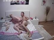 Amateur mature couple fucking on the bed Reallifecam Voyeur