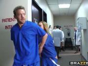 Brazzers - Doctor Adventures - Naughty Nurses scene starring