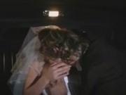 Dolores Lux, recien casada chupando