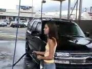 Jessica Reese-Chloe18 carwash masturbation