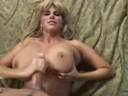 Great Cumshots on Big Tits 60