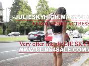 Prostitutes, real scenes of prostitution