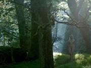 Ida Nielsen Nude Scene from 'Vikings' On ScandalPlanet.Com