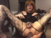 sissy dildo training webcam