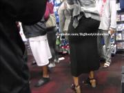 GameStop Slim-Thyck Braided-Hair Black Skirt Sista