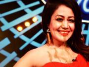 Neha Kakkar Cum Tribute #1 With Lotion