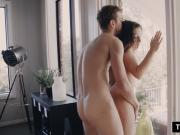 TEENFIDELITY Abella Danger's Asshole Pounded by Stepdad