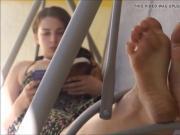 Sarah's Dirty Feet
