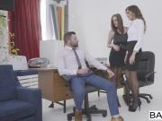 Babes - Office Obsession - Kiss and Tell starring Max Deeds
