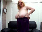 old gal big breasts