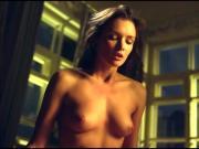 Russian actress Paulina Andreeva