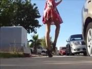Hard Dance Style Shuffling In Heels