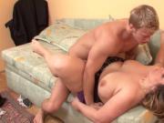 Amazing Sex with BBW Plumperd Hot Lady PLUMPERD.COM