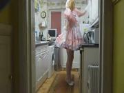 lets hire this sissy to,,,,,,clean for us
