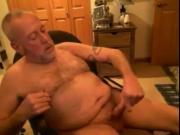 Happy Wanking Daddy 4