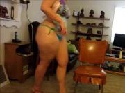 Mal Malloy Blue Bikini