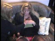 British MILF lesbians in stockings