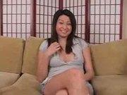 Sexy Azn Hottie Angel Valentine Loves Big Cocks DM720