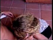 Hot action in the gazebo