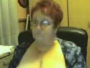 Web Cam Marure granni 65 show boobs