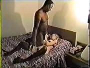 Jessi and Her Black Bull