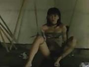 Beautiful asian bondage