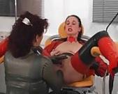 lesbians fisting...BMW