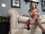 joi with the feet of a princess nylon