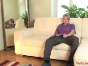 Solo huge dick and nice hole Rado Novy from Hammerboys TV