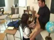 Japanese Schoolgirl and her Teacher -unsencored-