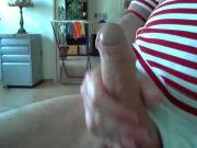 Jerking for my Ex