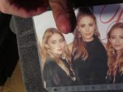 Olsen Sisters Tribute Mary-Kate, Ashley and Elizabeth