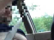 Bear JO in car