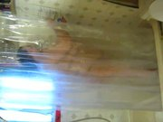 Bbw wife shower 3