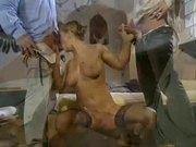 Rita Faltoyano amazing oral skills before and during the sex