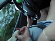 die alte nochmal im Auto