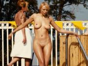 Irina Voronina Nude Boobs In Piranha 3DD ScandalPlanetCom
