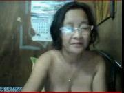 Hot Asian Granny