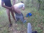 Rencontre fortuite dans les bois