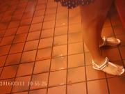 Candid Sexy Summer Feet #1
