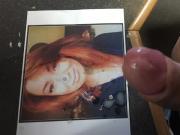 Cum On Pic Tribute To Redheadcocksucker