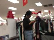 Creeping Kohls Girl