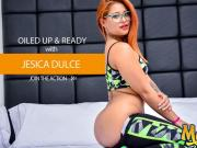 MAMACITAZ - POV Hot Sex With A Big Booty Latina Jesica Dulce