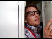 Perving in the School locker room