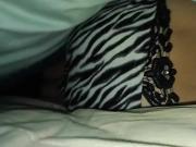 Mia moglie dorme in perizoma