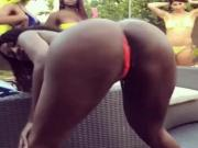 Black bitch twerk 8