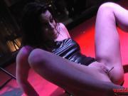 Yarisa Duran y Camila Montalban porno show with pen