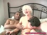 Gangbang Archive Mature wife with 5 guys sucking an fucking