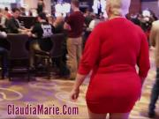 Claudia Marie Takes BBC At AVN